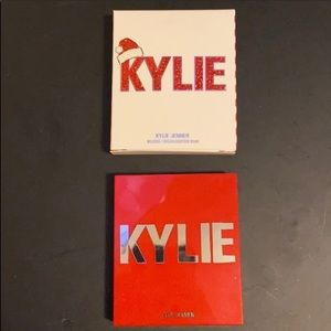 Kylie Cosmetics Christmas Blush/highlighter Duo